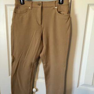 So Slimming Chico's khaki pants